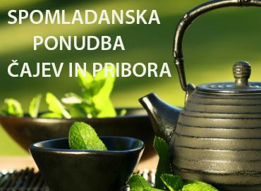 Offerta Primavera tè e accessori